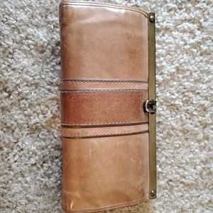 Fossil Leather Wallet/Clutch